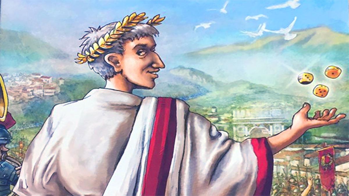 Giulio Cesare - Il dado è tratto