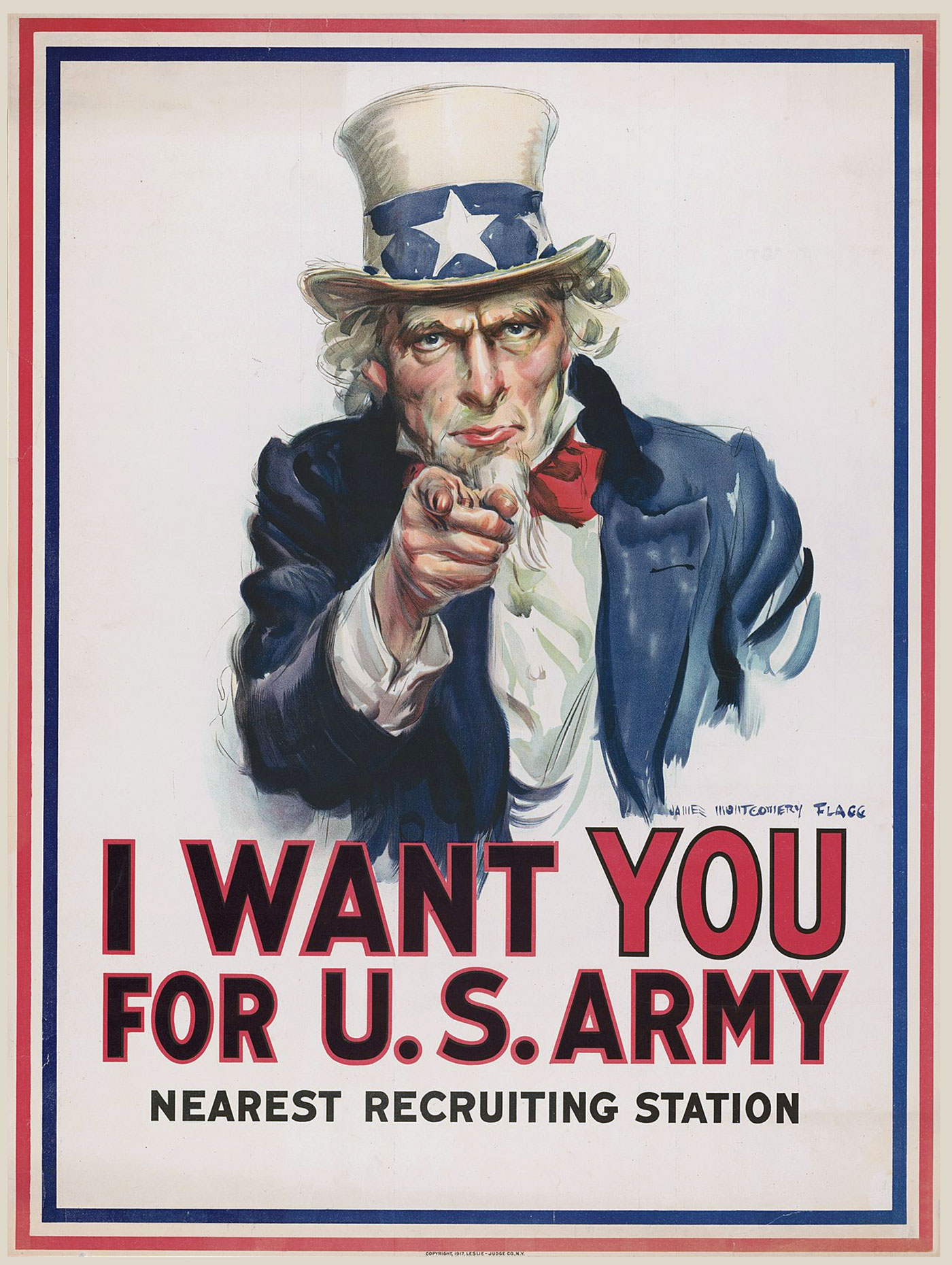 I WANT YOU, poster e manifesto dello Zio Sam (Uncle Sam), simbolo degli Stati Uniti
