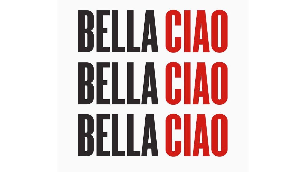 Bella ciao, parole