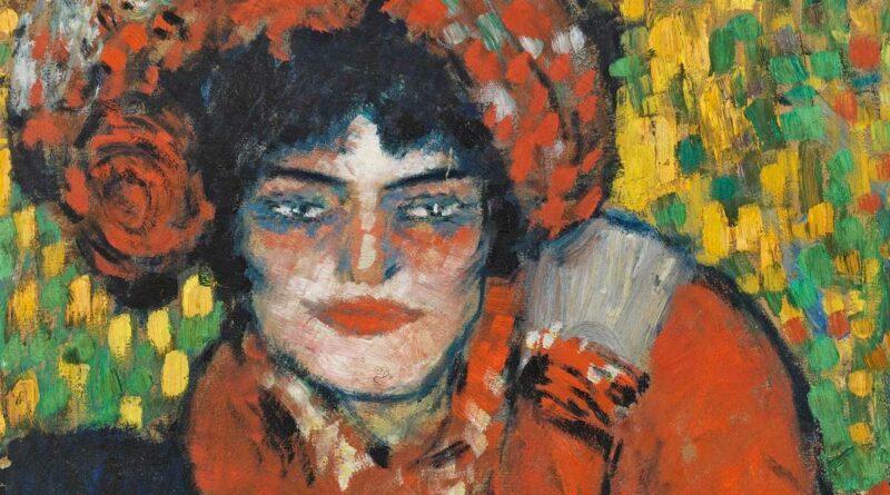 Margot Picasso dettaglio