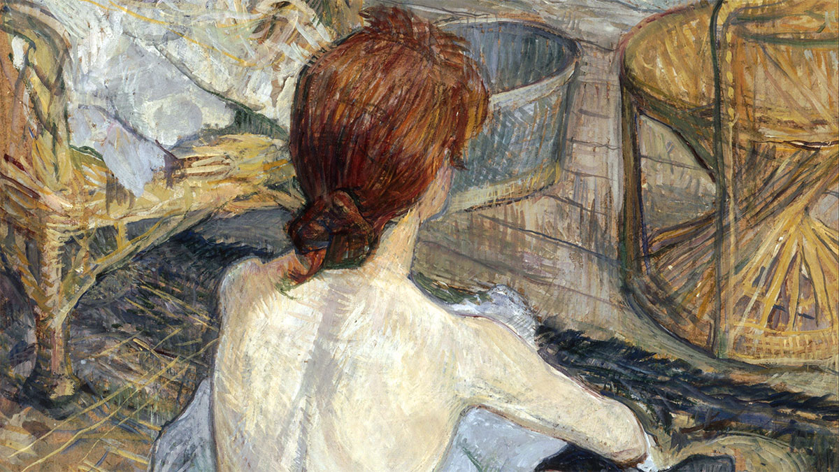 Rossa La Toilette Lautrec