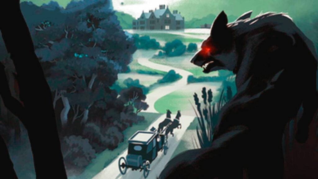 Titolo inglese: The Hound of the Baskervilles