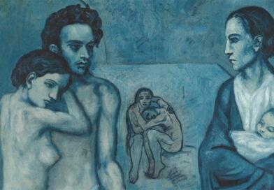 La vita La vie - Picasso - periodo blu