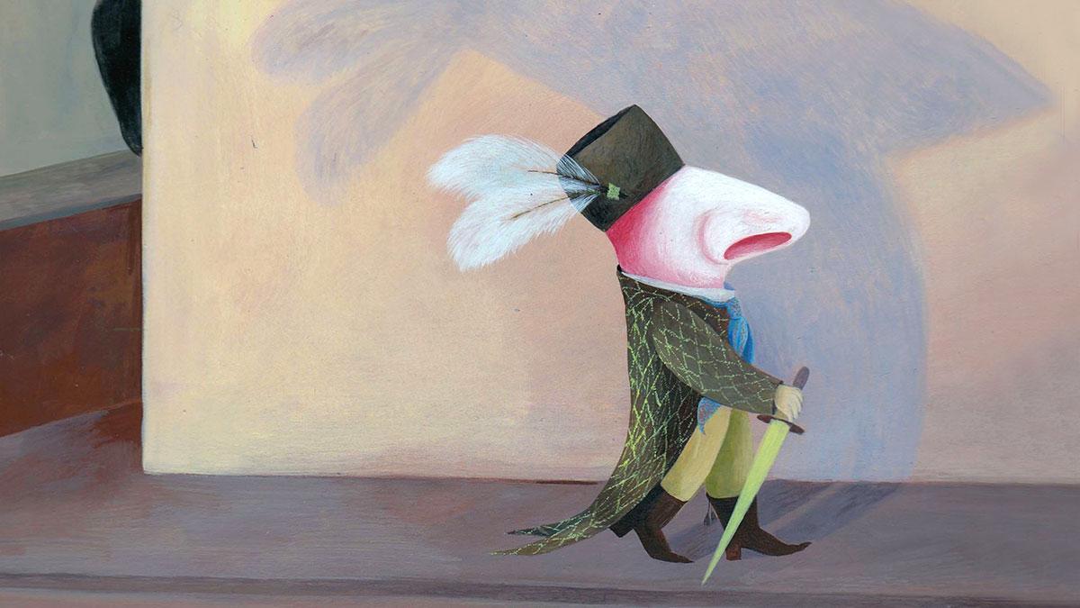 Il naso, racconto di Gogol, riassunto