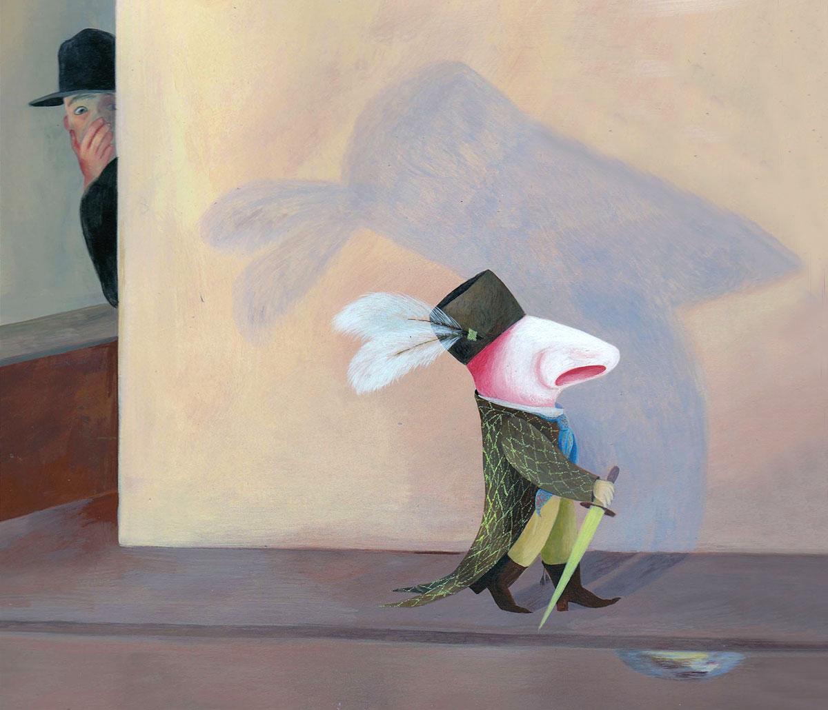 Il naso, racconto di Gogol