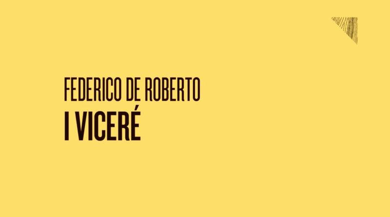 I Viceré - libro book