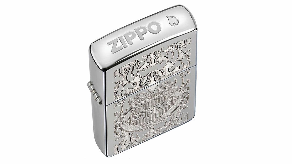 """Zippo: un accendino """"classico americano"""""""