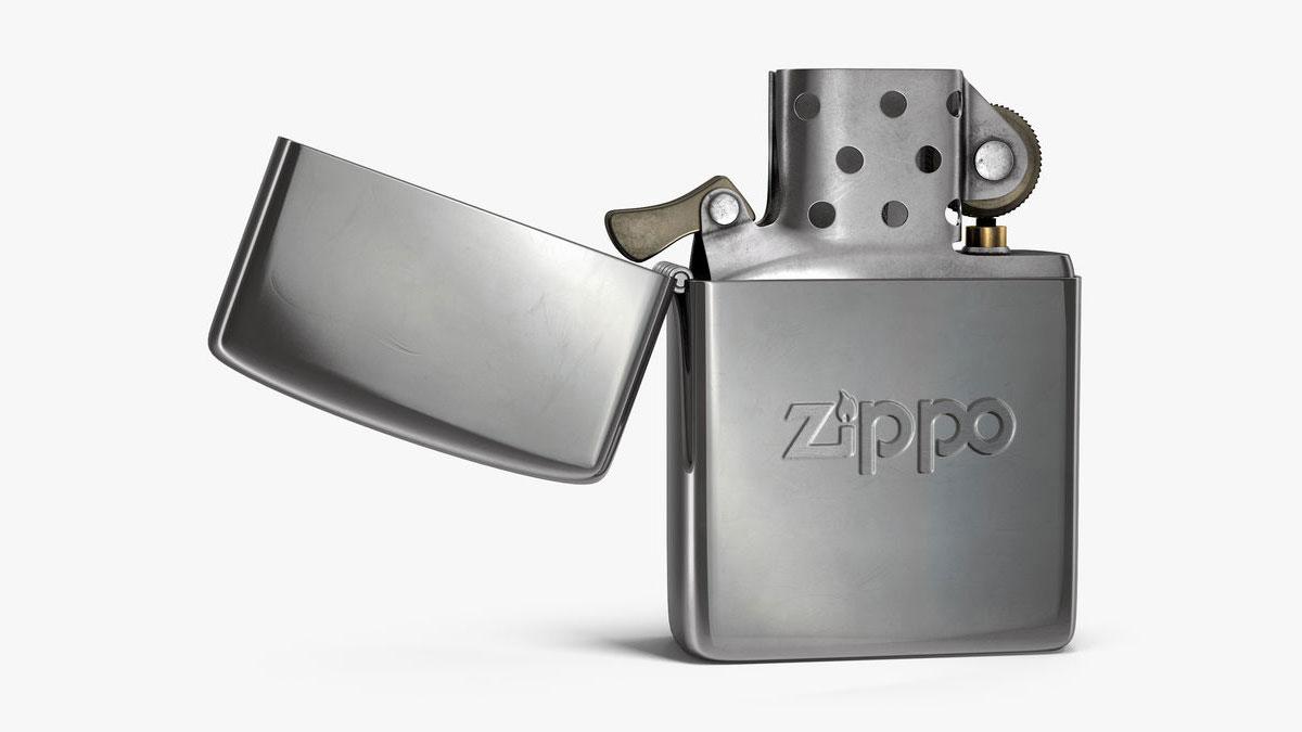 Zippo molla scatto invenzione e inventore