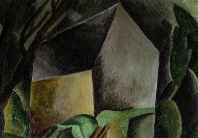 La casetta in giardino, Picasso