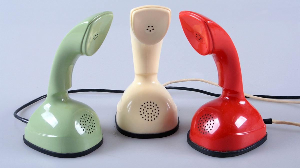 Ericofon Ericsson, telefono Cobra