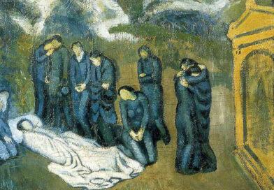 Evocazione Picasso dettaglio centrale