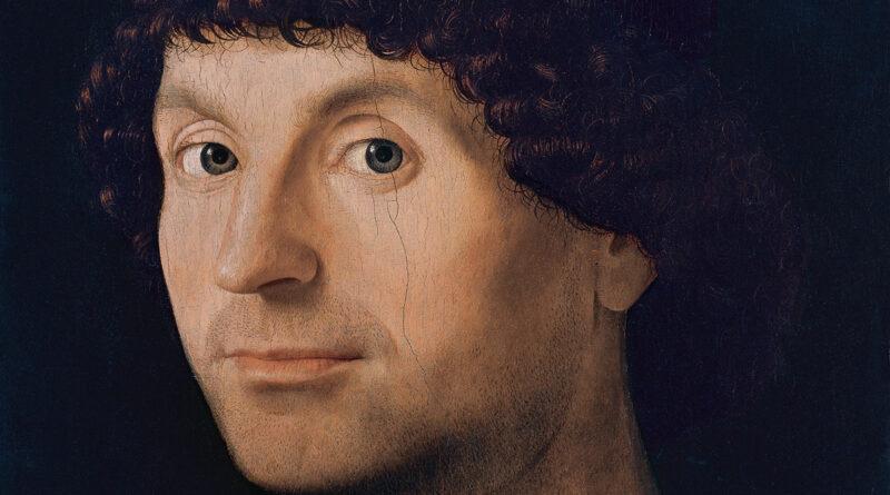 Ritratto da giovane, Antonello da Messina