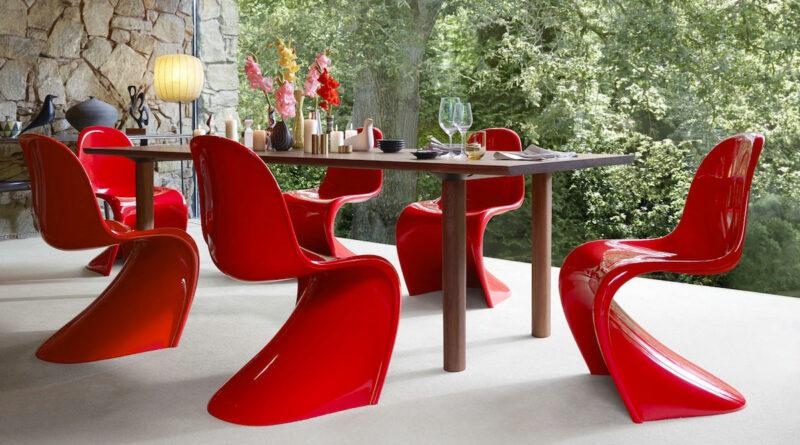 Panton Chair (Sedia Panton)