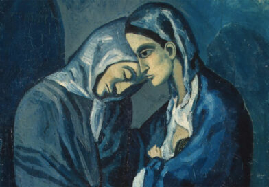 Le due sorelle (The Two Sisters) Picasso