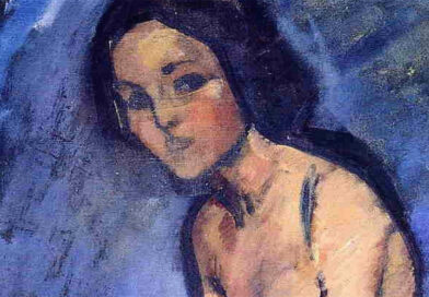 Nudo seduto Modigliani 1909 - Seated Nude