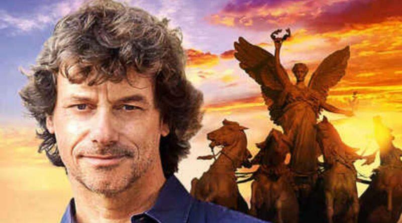 """Alberto Angela e il suo libro: """"L'ultimo giorno di Roma"""""""