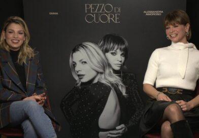 Emma Marrone ed Alessandra Amoroso presentano a Verissimo il brano realizzato insieme