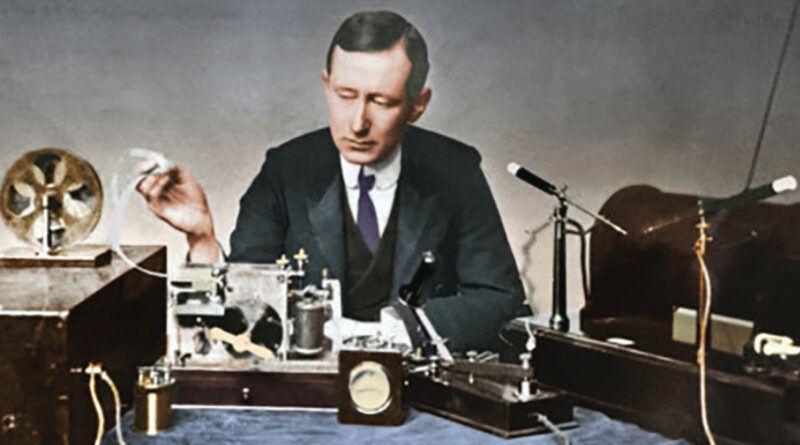 Marconi invenzione e storia della radio