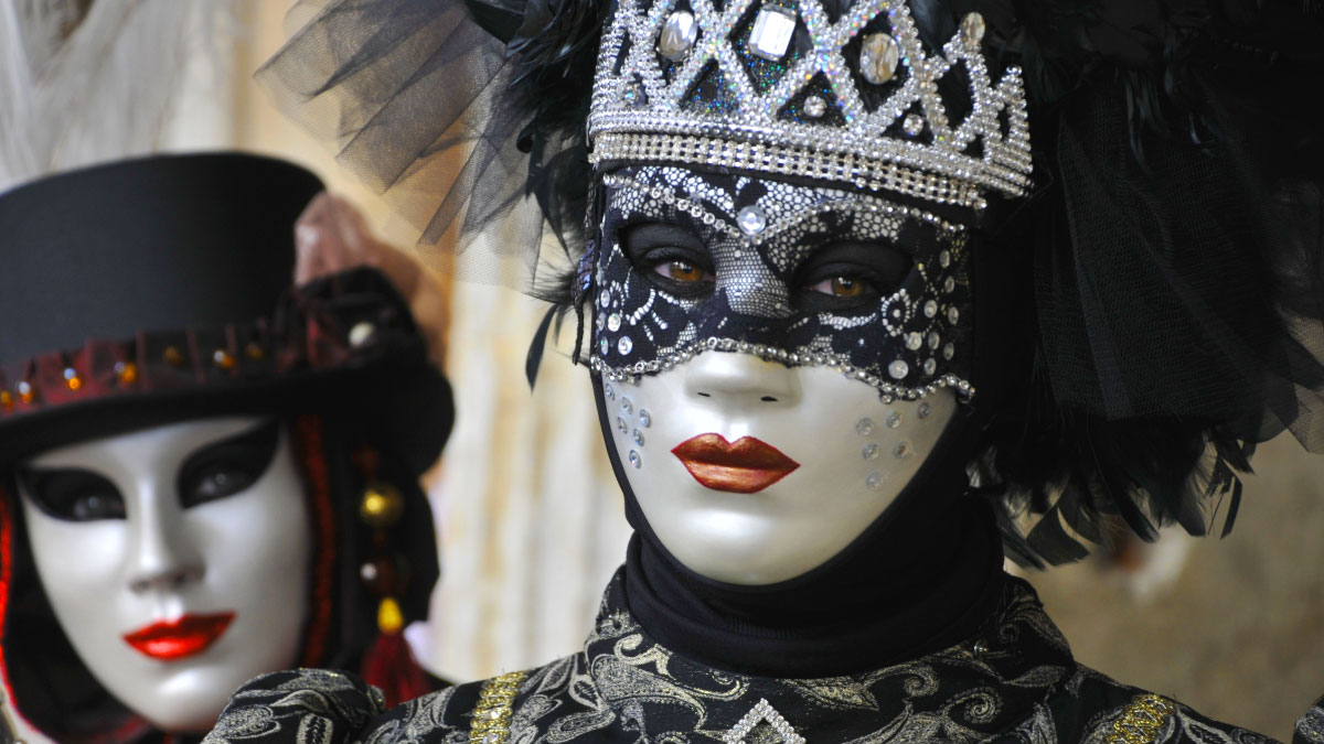 maschere carnevale venezia elisa dalla tor - elisadt.it