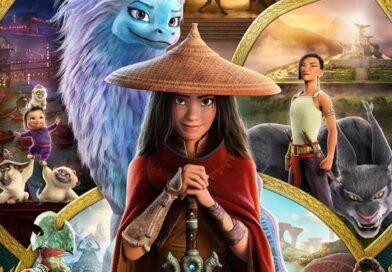 """""""Raya e l'ultimo Drago"""", il film di Disney che parla di un """"flagello mondiale"""": è la pandemia?"""