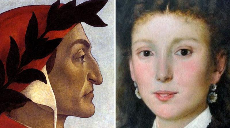 Dante e Maria Virginia Fabroni concorso poesia