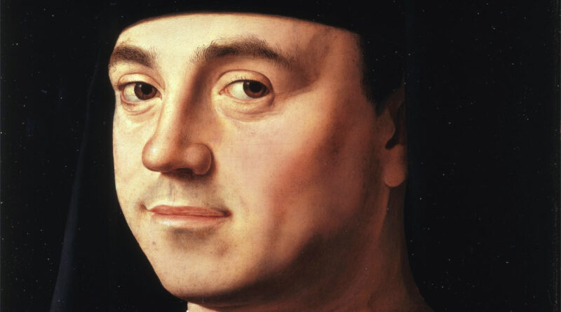 Ritratto d'uomo 1475 - Antonello da Messina, volto