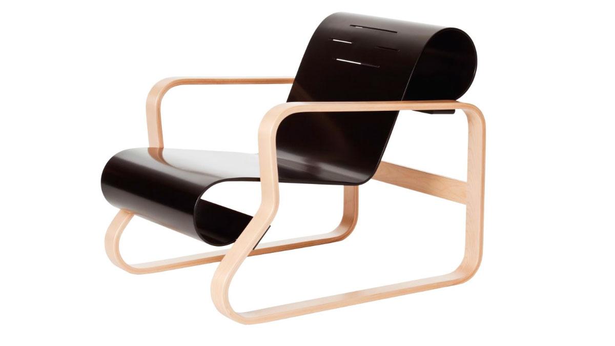 Sedia Paimio - Poltrona 41 - design Alvar Aalto (1931)