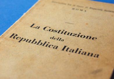 I valori ambientali come principi della Carta Costituzionale: percorso cominciato in Parlamento