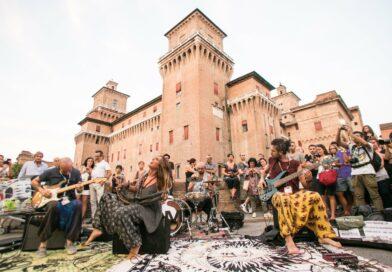 Ferrara Buskers Festival: dal 25 al 29 agosto artisti di strada ed ospiti internazionali