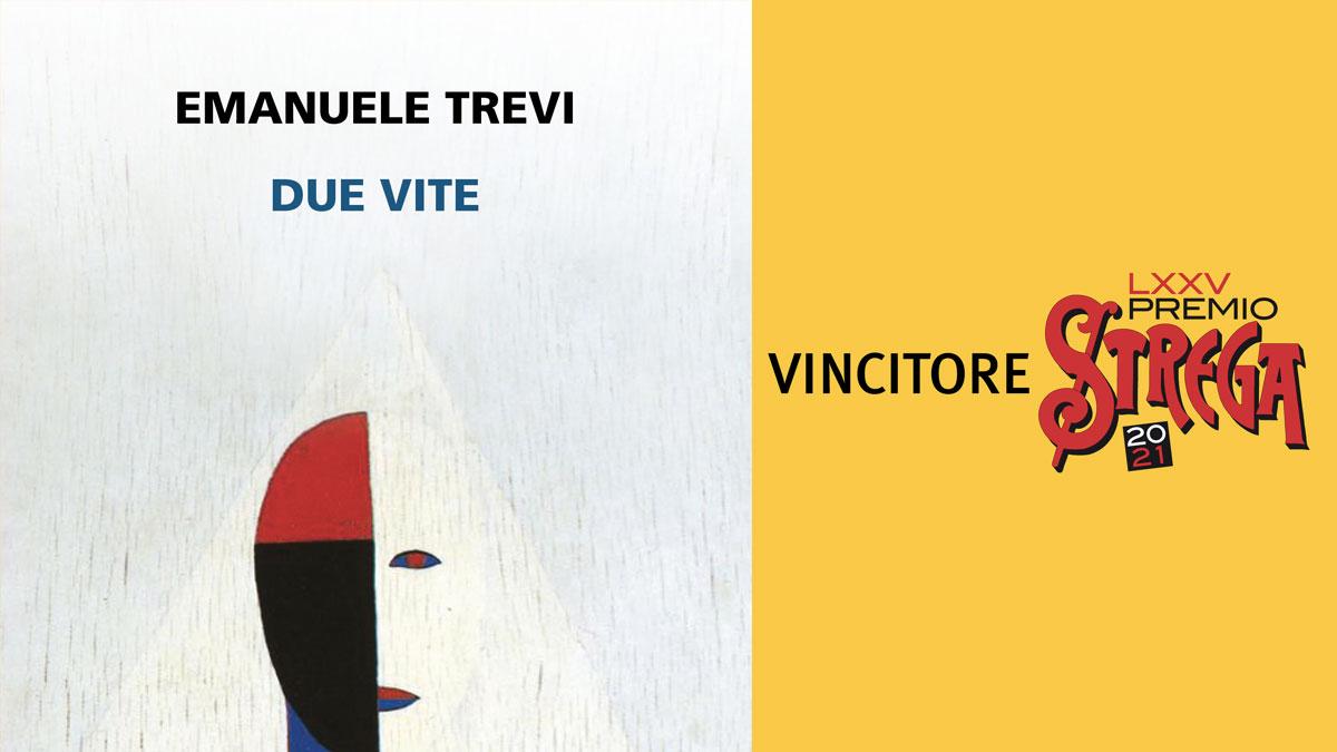 Due vite, copertina del libro di Emanuele Trevi