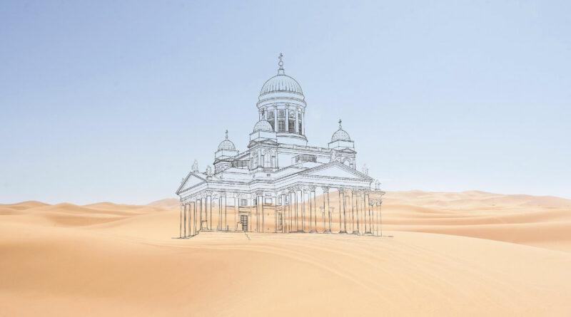 Cattedrale nel deserto