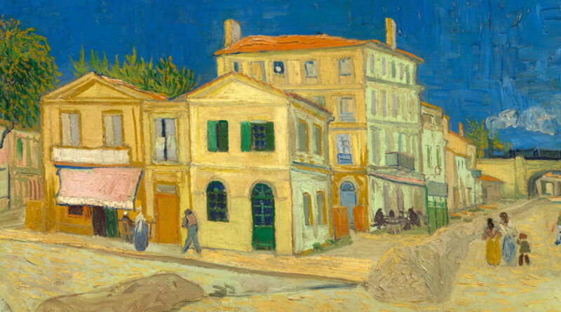 La casa gialla di Van Gogh